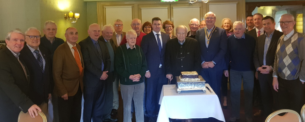 The Rotary Club of Wexford celebrates 40 years of Service