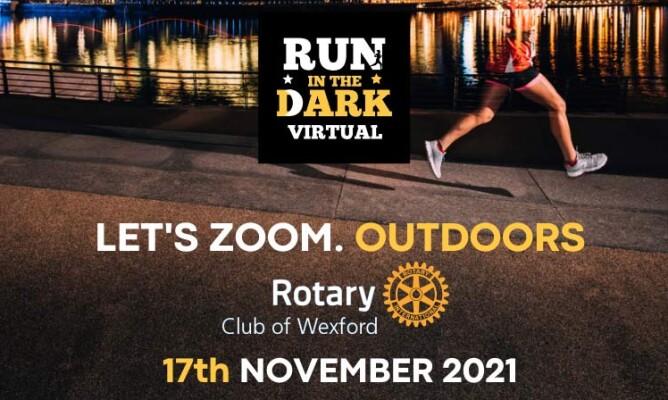 Run in the dark – Virtual 17 November 2021
